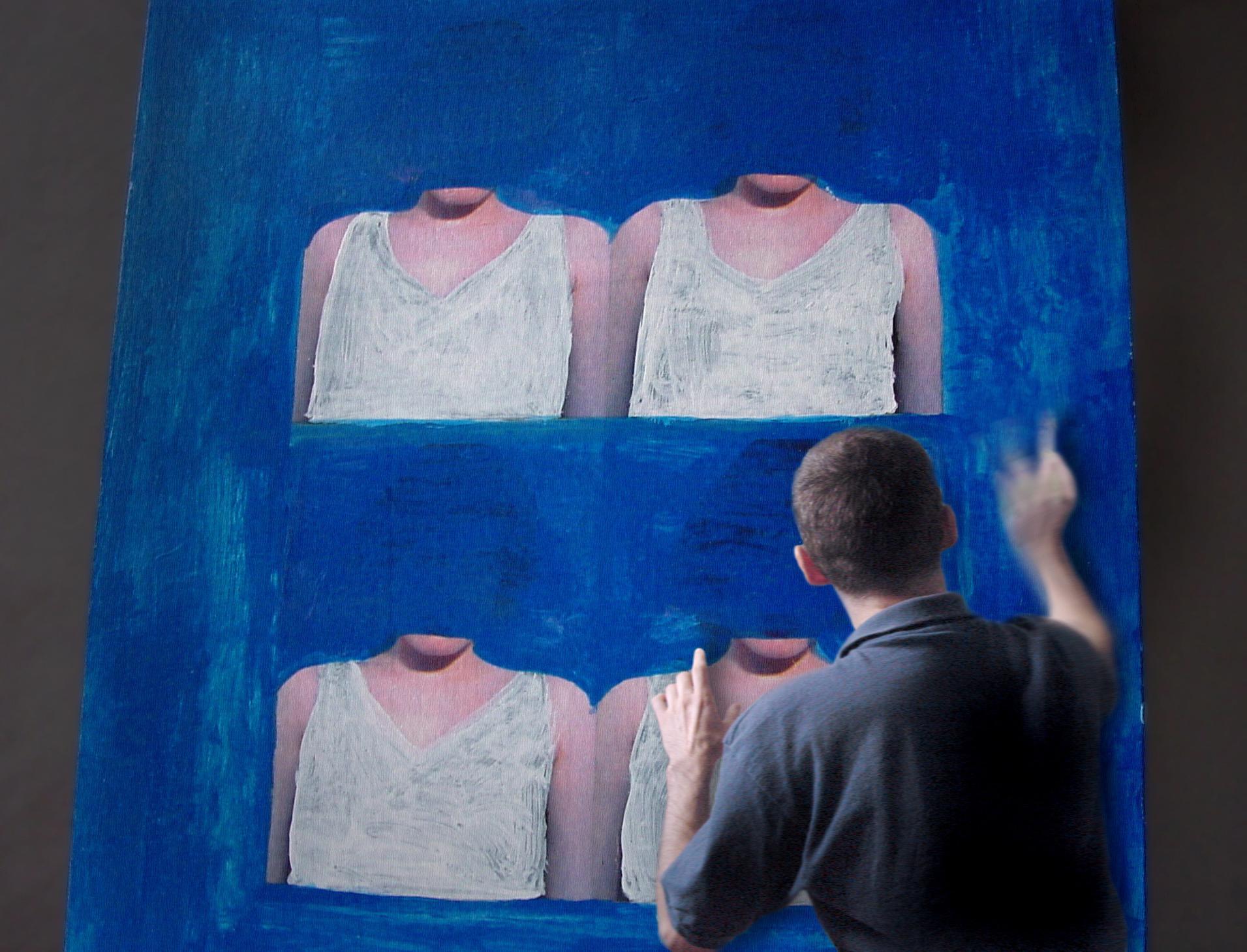 Una storia in blu