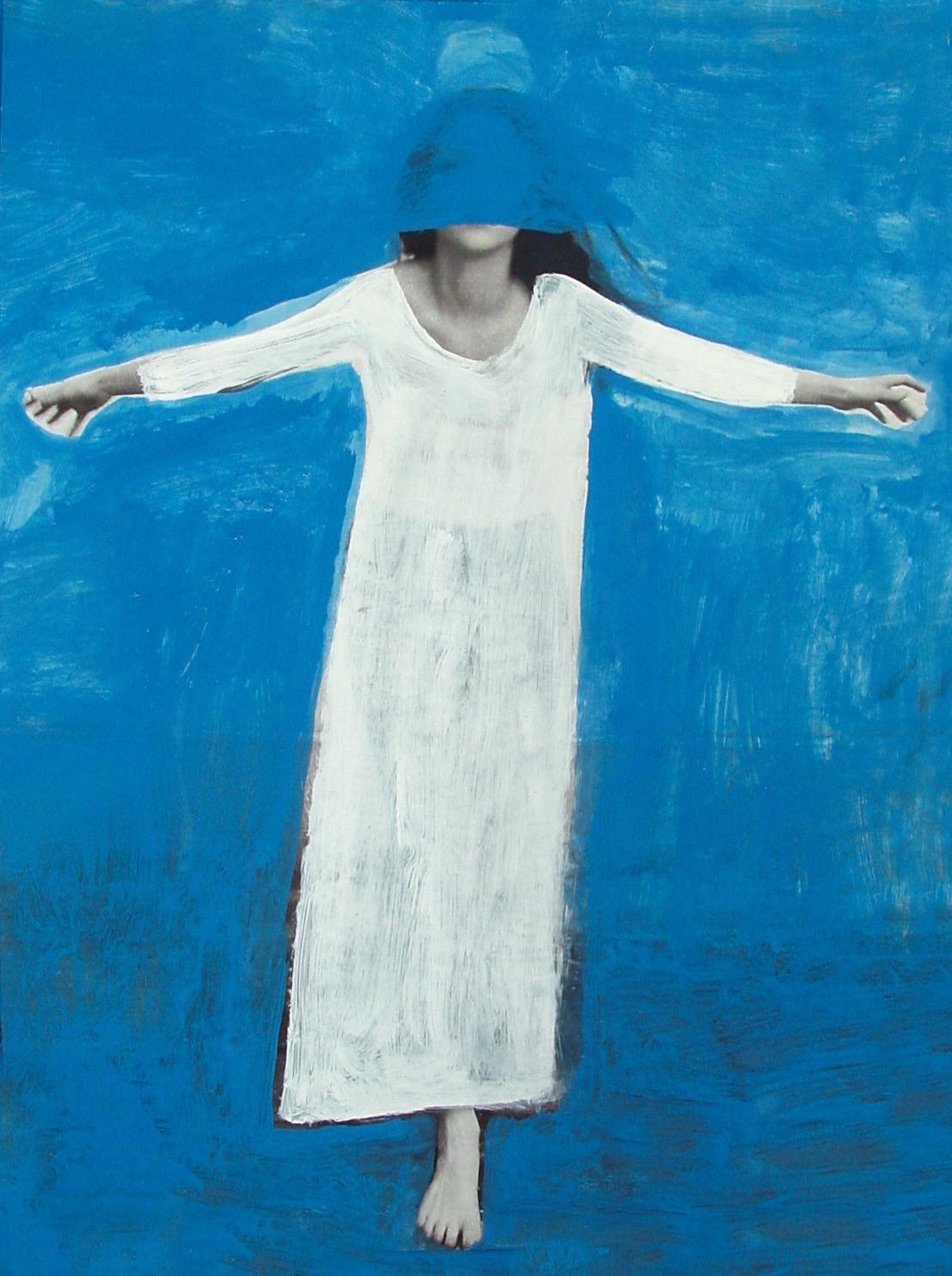 Maria angelo in volo