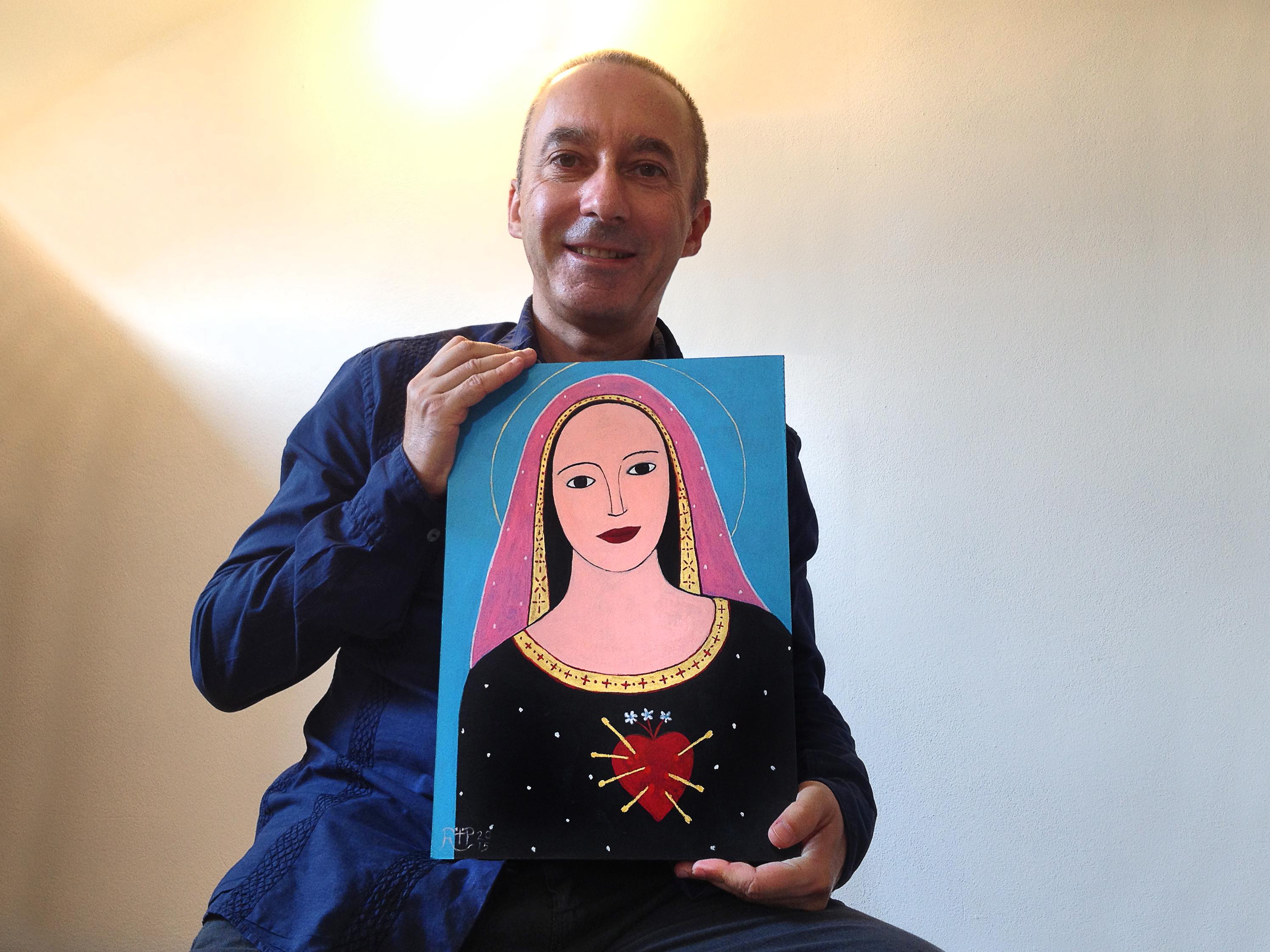Riccardo Paracchini, Madonna Addolorata