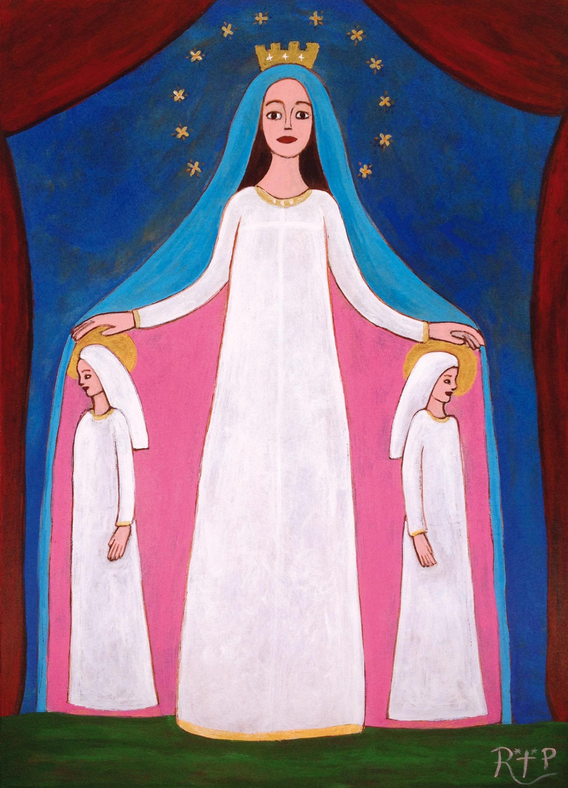 Regina delle Vergini