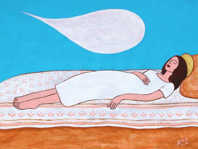 Incarnazione o Dormizione